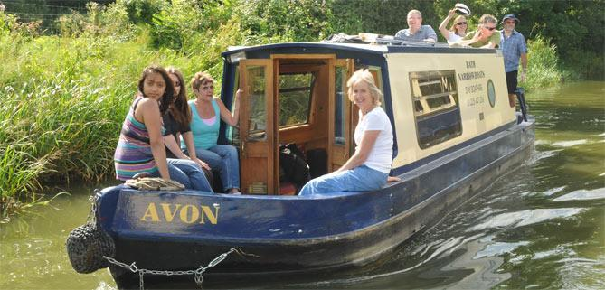 Welcome To Day Boat Hire Bath Narrowboats
