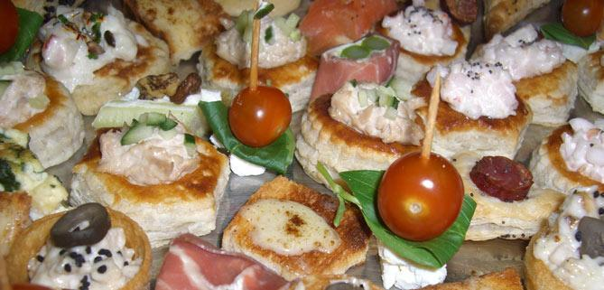 Canapes for Bath Narrowboats John Rennie restaurant boat