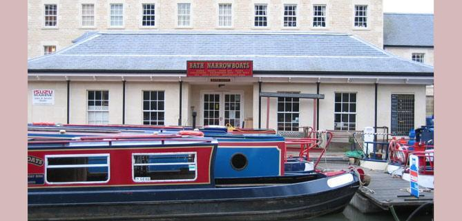 Bath Narrowboats BATHS premier Boat & Bike Hire Centre