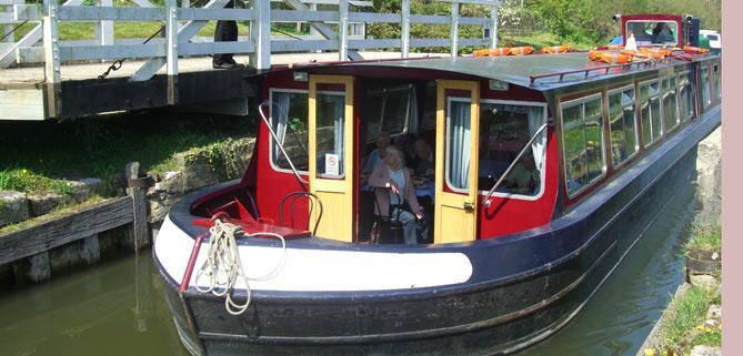 on John Rennie by Gourmet Delicious for Bath Narrowboats