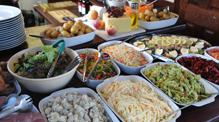 Buffet A John Rennie Gourmet Delicious catering