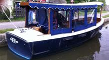 BATH & DUNDAS BATH NARROWBOATS ELECTRIC BOAT