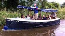 BATH & DUNDAS BATH NARROWBOATS ELECTRIC CANOE BOAT