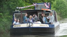 John Rennie by Gourmet Delicious for Bath Narrowboats