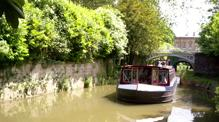 John Rennie luxury restaurant boat by Gourmet Delicious for Bath Narrowboats