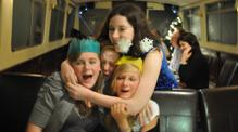 Kids on John Rennie by Gourmet Delicious for Bath Narrowboats