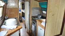 Lady Victoria Dayboat overnight for Bath Narrowboats