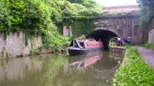 Dayboat customers of Bath Narrowboats