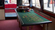 Roulette on John Rennie by Gourmet Delicious for Bath Narrowboats