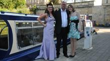 Bath Narrowboats John Rennie luxury restaurant boat