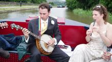 Wedding Party on John Rennie by Gourmet Delicious for Bath Narrowboats